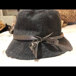 Gray Women's Bucket Hat